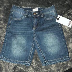 Hudson jeans boy denim shorts
